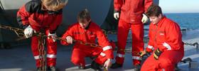 Ausbildung Seeleute