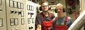 Schiffsmechaniker-Ausbildung