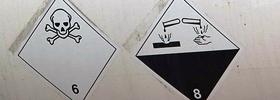 Schädliche flüssige Stoffe (Anlage II)