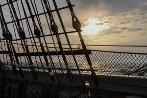 Gästefahrten von Traditionsschiffen bei maritimen Großereignissen