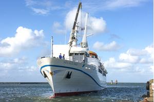 Bund fördert LNG-Antriebe von Seeschiffen
