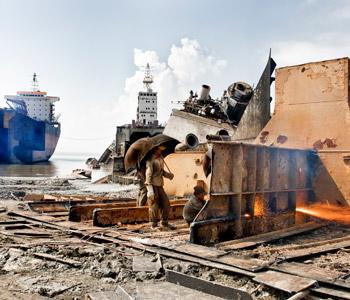 Bundesregierung unterstützt nachhaltiges Schiffsrecycling