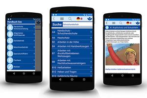 App Handbuch-See (klein)