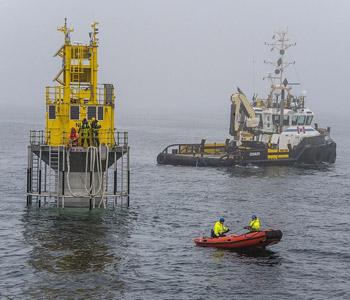 Bedeutung der Meere für Klimaschutz und Energiewende