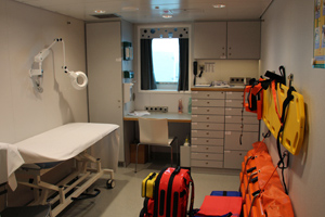 Empfehlungen zu medizinischen Räumlichkeiten