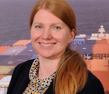 Neue Maritime Botschafterin für Deutschland