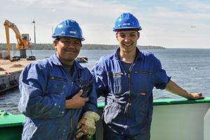 Weniger Bürokratie in der Seeschifffahrt