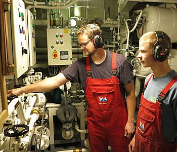 Stiftung fördert weiter Berufsausbildung von Seeleuten