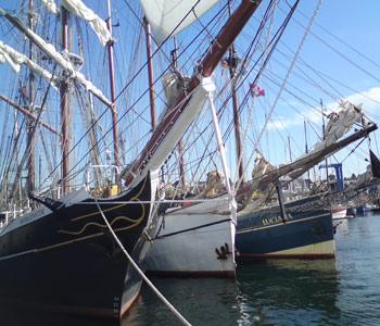 Neue Sicherheit für die Traditionsschifffahrt