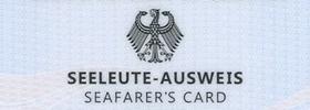 Seafarer's card