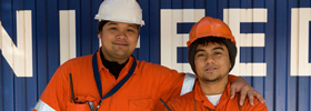 Foreign seafarers