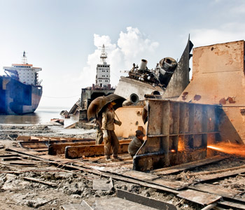 German Bundestag supports sustainable ship recycling
