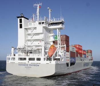 Digital shipping register