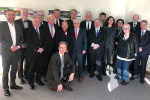 """Establishment of the association """"Friends of WMU Germany e.V."""""""