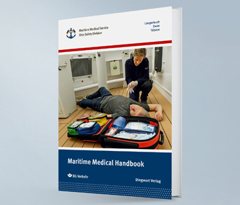 Emergency manager and manual rolled into one – the Maritime Medical Handbook newly published