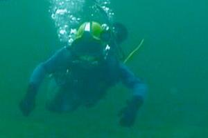 Simpler diving surveys at the German Flag