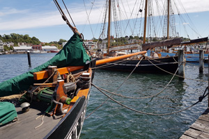 Financial aid scheme for traditional ships published